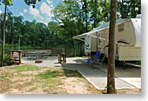 Texas RV Campgrounds