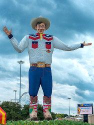 state fair of texas: big tex