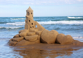 sandcastle lessons in south padre