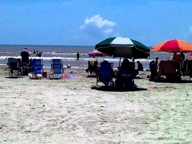 Stewart Beach Park In Galveston Texas Funthingstexas Com