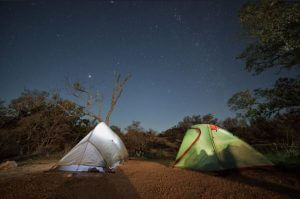 camping in texas - enchanted rock